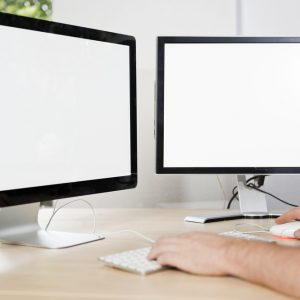 Using Multiple Monitors to Increase Productivity